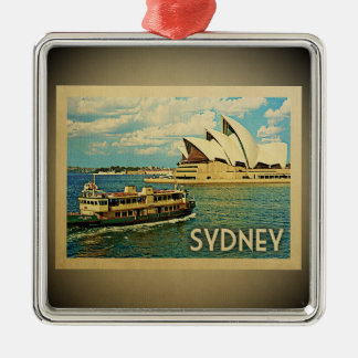 De Vintage Reis van het Ornament van Sydney