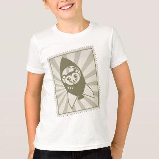 De vintage RuimteT-shirt van de Zegel van de T Shirt