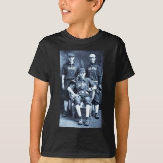 De vintage Spelers van het Honkbal T Shirt