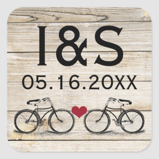 De vintage Stickers van de Gunst van het Huwelijk