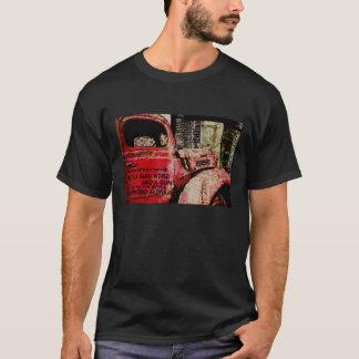 de vintage t-shirt van autoAl Capone
