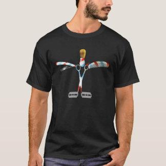 De vintage T-shirt van de Kapper