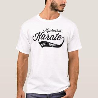 De Vintage T-shirt van de Karate van Kyokushin