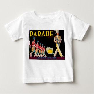 De vintage T-shirt van het Ontwerp van de Citroen