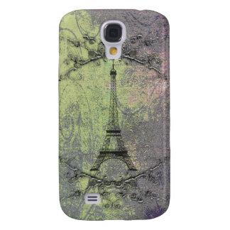 De vintage Toren van Eiffel Galaxy S4 Hoesje