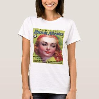De vintage Verhalen Mag van de Film van Carole T Shirt