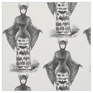 De vintage Victoriaans textiel van de knuppelvrouw