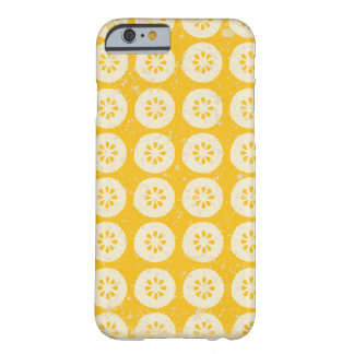 De vintage zomer barely there iPhone 6 hoesje