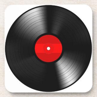 De vinyl Reeks van het Onderzetter van het Verslag