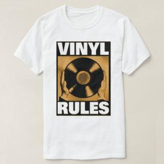 De VINYL T-shirt van REGELS