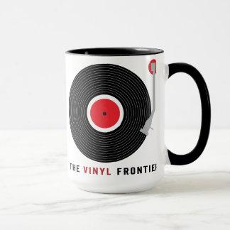 De vinylMok van de Grens Mok