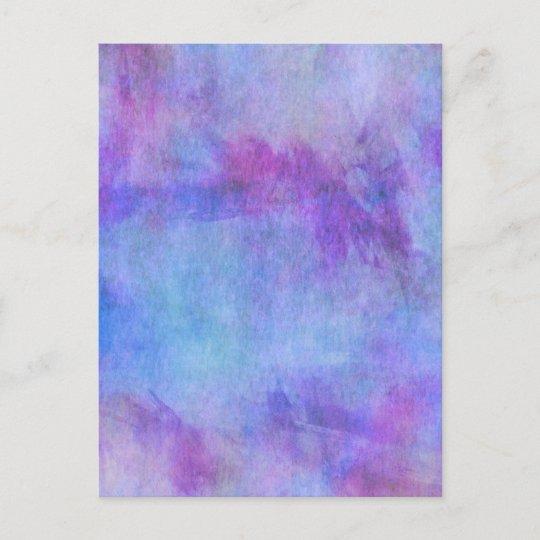 De Violette Blauwgroen Paarse Achtergrond Van De Briefkaart Zazzle Nl