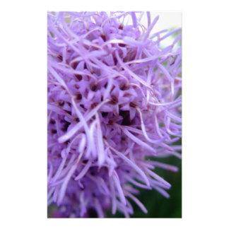 De Violette Bloem van de Spin van de tentakel Briefpapier