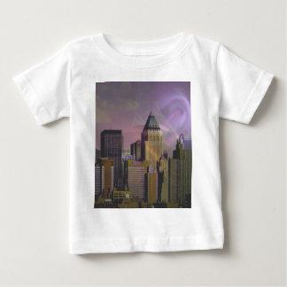 De violette droom van New York T Shirt