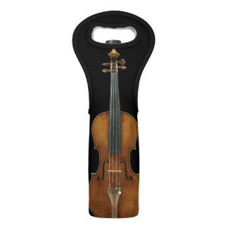 De Viool van Stradivari Wijndraagtas