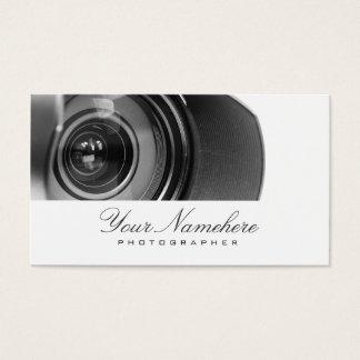 De Visitekaartjes van de fotograaf