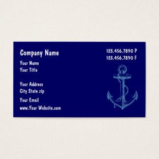De Visitekaartjes van het Onderhoud van de boot
