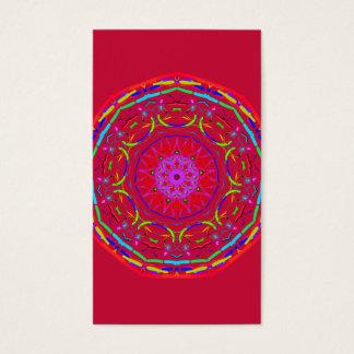 De Visitekaartjes van Mandala