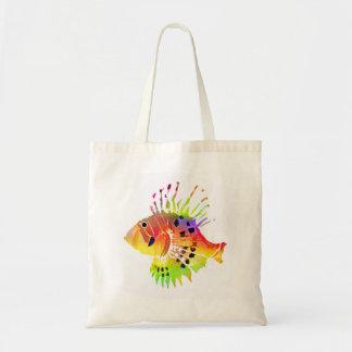 De Vissen van de regenboog Draagtas