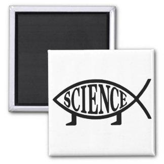 De Vissen van de wetenschap Magneet