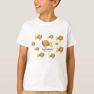 De Vissen van Homeschooler T Shirt
