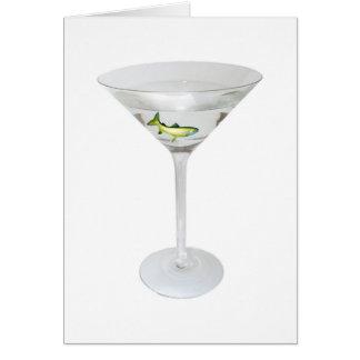 De Vissen van martini Kaart