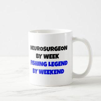 De vissende Neurochirurg van de Legende Koffiemok