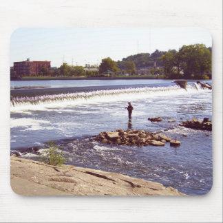 De Visser van Grand Rapids Muismatten