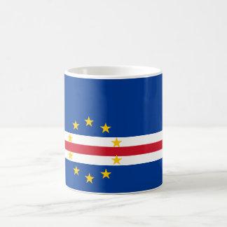 De Vlag cv van Kaapverdië Koffiemok