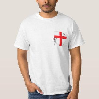 De vlag Engelse veenmol van Engeland Shirts