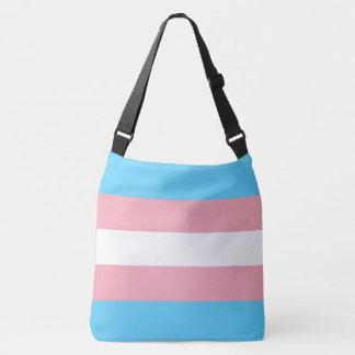 De Vlag LGBT van de Trots van de transsexueel Crossbody Tas
