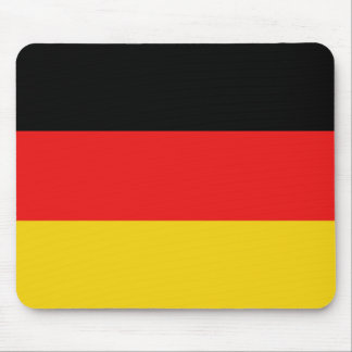 De Vlag Mousepad van Duitsland Muismat