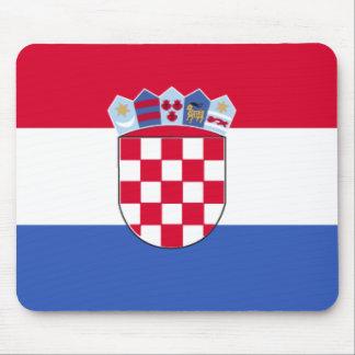 De Vlag Mousepad van Kroatië Muismatten