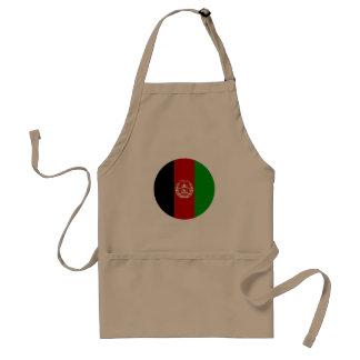 De Vlag van Afghanistan Standaard Schort