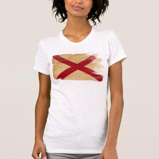 De Vlag van Alabama T-shirt