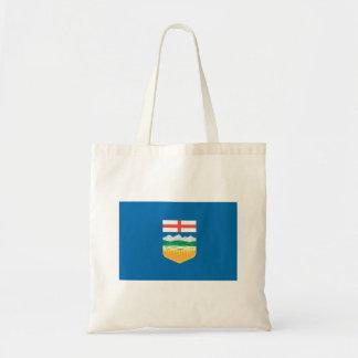 De Vlag van Alberta Budget Draagtas
