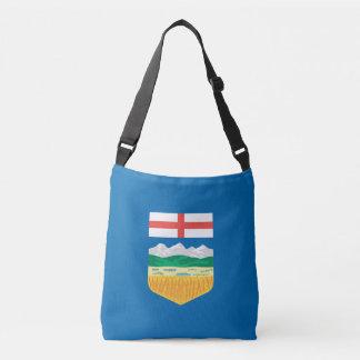 De Vlag van Alberta Crossbody Tas