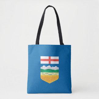 De Vlag van Alberta Draagtas
