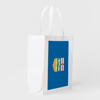 De Vlag van Alberta Shopper