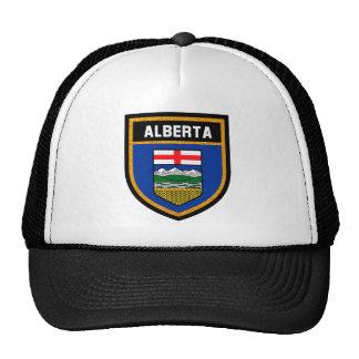 De Vlag van Alberta Trucker Pet