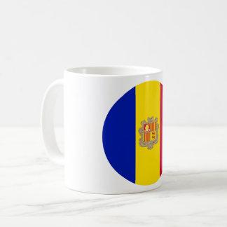 De Vlag van Andorra Koffiemok