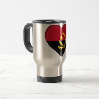 De Vlag van Angola Reisbeker