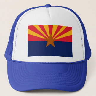 DE VLAG VAN ARIZONA TRUCKER PET