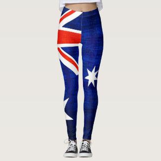 De Vlag van Australië #2 Leggings