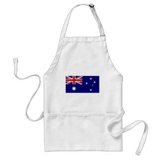 De Vlag van Australië Standaard Schort