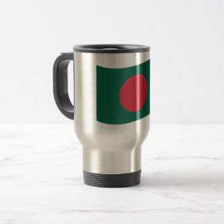 De Vlag van Bangladesh Reisbeker