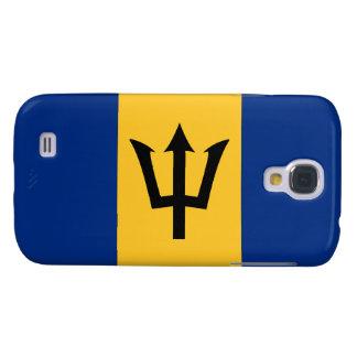 De Vlag van Barbados Galaxy S4 Hoesje