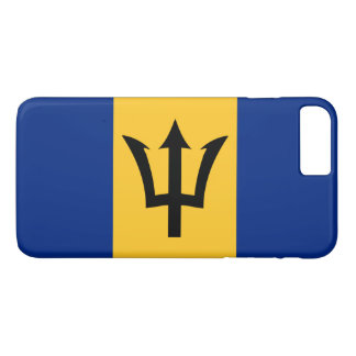 De vlag van Barbados iPhone 8/7 Plus Hoesje