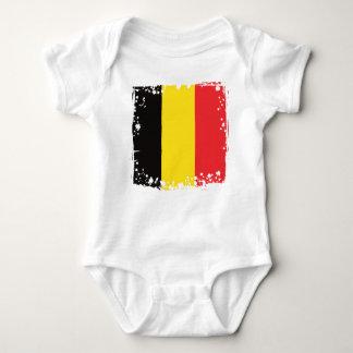 De Vlag van België, de Belgische Kleding van het Romper
