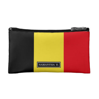 De Vlag van België Make-up Bag